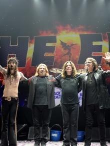 Documentário do Black Sabbath será exibido em 1500 salas de cinemas