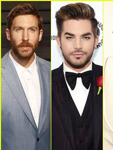 Tem música nova do Adam Lambert e Calvin Harris com Ariana e mais