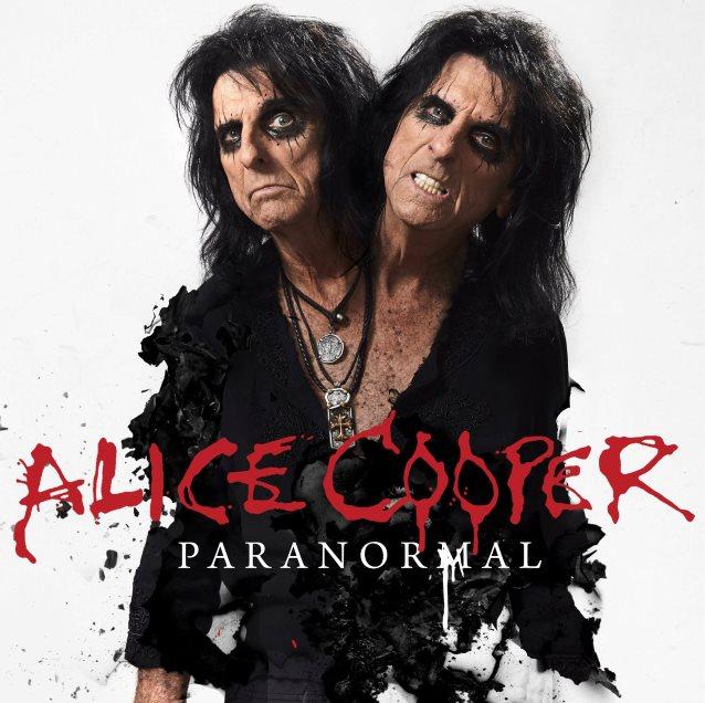 foto: 1 - Alice Cooper divulga lyric video da música Paranormal. Veja aqui
