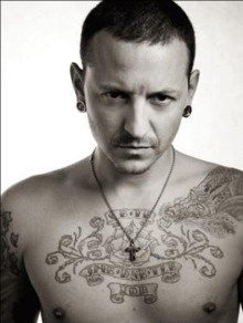 Tristeza: morre Chester Bennington, do Linkin Park, aos 41 anos