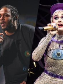 VMA divulga lista dos indicados aos prêmios com Kendrick e Katy Perry