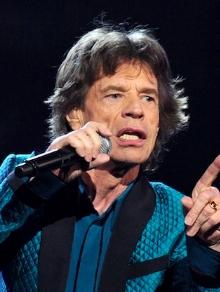 Mick Jagger libera duas músicas inéditas e uma tem remix do DJ Alok