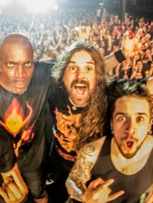 Show no Brasil: Sepultura libera vídeo de