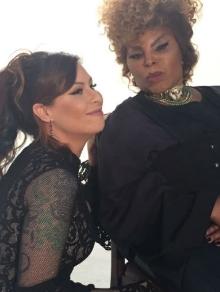 Pitty libera clipe da música 'na Pele' com Elza Soares
