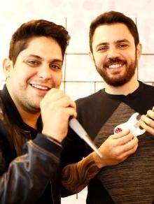Jorge e Mateus lança clipe com Kéfera e comediante