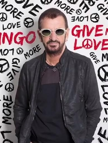 Ex-Beatles Ringo Star libera músicas do novo álbum