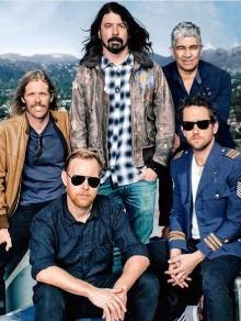 Foo Fighters libera clipe de música inédita com as filhas do Dave Grohl