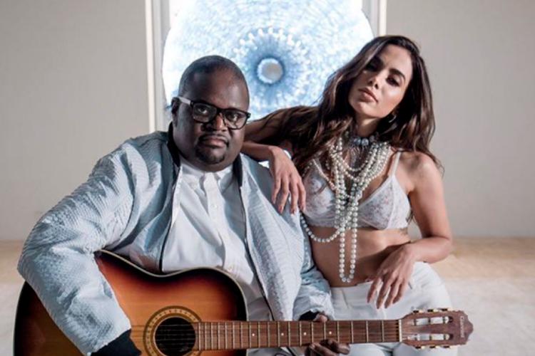 foto: 1 - Anitta lança clipe sensual com produtor americano Poo Bear.Veja aqui