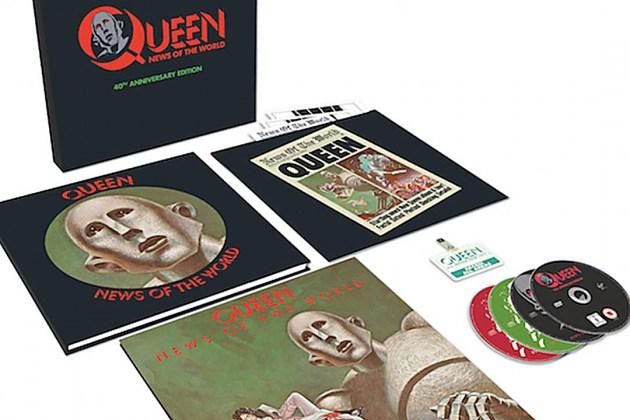 foto: 1 - Queen lança disco em comemoração ao álbum News Of The World