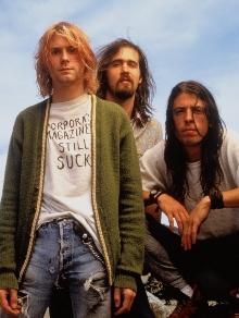 Exposição sobre o Nirvana em SP começa dia 12 de setembro