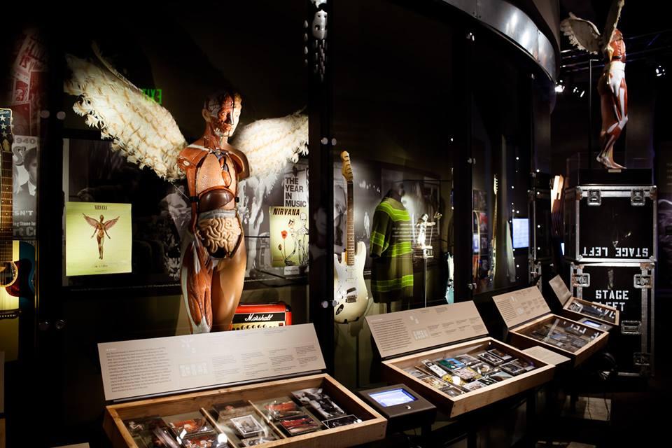 foto: 1 - Exposição sobre o Nirvana em SP começa dia 12 de setembro