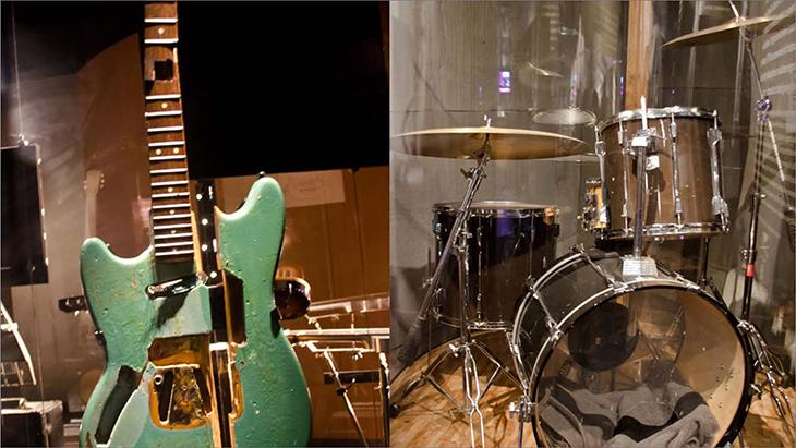 foto: 3 - Exposição sobre o Nirvana em SP começa dia 12 de setembro