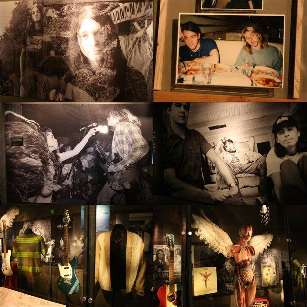 foto: 5 - Exposição sobre o Nirvana em SP começa dia 12 de setembro