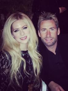 Avril Lavigne participa de show de Nickelback, após anos sem pisar no palco