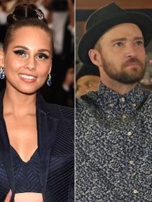 Justin Timberlake e Alicia Keys fazem bonito no terceiro dia do RIR
