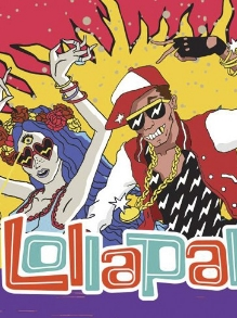 Veja line up do Lolla com Pearl Jam, Red Hot Chili Peppers e The Killers