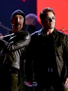 U2 libera clipe da faixa