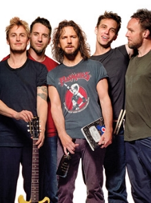 Vai ter Pearl Jam no Lollapalooza e no cinema. Saiba tudo aqui