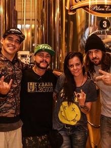 Urbana Legion lança música com composição inédita do Renato Russo