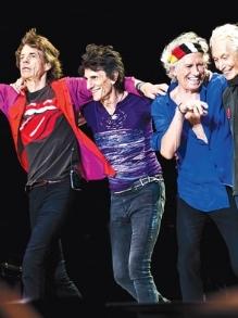 Rolling Stones prepara disco novo com músicas da década de 60