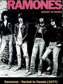 Ramones lança coleção para comemorar 40 anos do Rocket to Russia