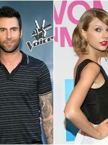 Maroon 5 e Taylor Swift lançam músicas inéditas. Escute aqui