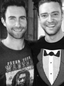 Justin Timberlake é 'a' atração do Super Bowl e Maroon 5 lança lyric vídeo