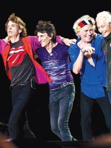 Rolling Stones liberam versão de 65 de '(I Can't Get No) Satisfaction'