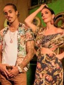 Ivete Sangalo lança clipe da música Cheguei para te amar, com Mc Livinho