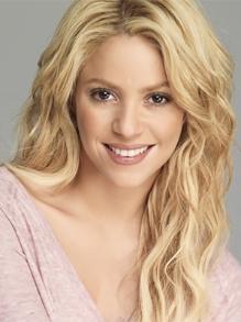 Shakira fará show no Brasil em março