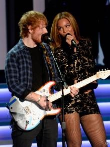 Ed sheeran lança linda versão remix de 'Perfect' com Beyoncé