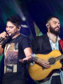 show Jorge e MateusFlorianópolis/SC
