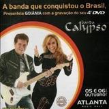 Banda Calypso - Promocional Ao Vivo Em Goiânia
