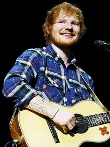 Ed Sheeran faz versão perfeita de 'Layla', música de Eric Clapton