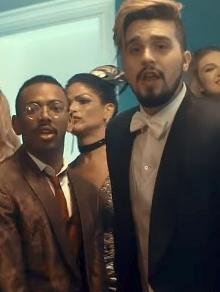 Nego do Borel lança clipe de parceria com Luan Santana. Veja aqui