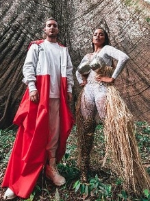 Sai novo clipe de remix da música Is That For Me, da Anitta com Alesso