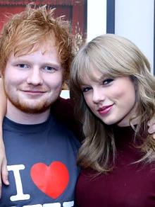 Sai clipe de Taylor Swift como amigo Ed Sheeran e o rapper Future
