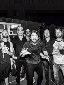 show Foo FightersRio de Janeiro/RJ