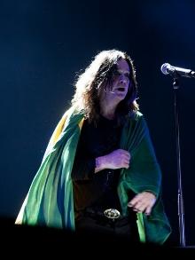 show Ozzy OsbourneRio de Janeiro/RJ