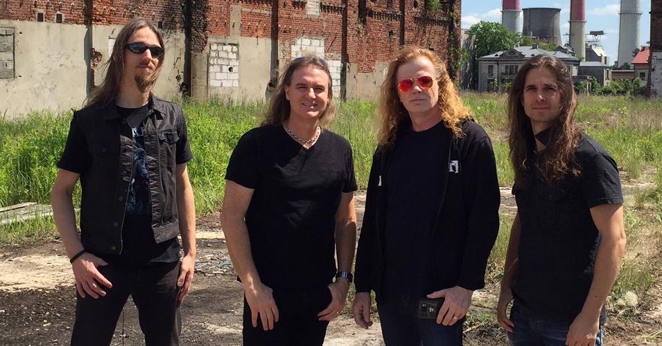 foto: 1 - Megadeth libera making of de clipe gravado em SP e Angra lança clipe