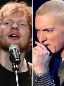 Eminem lança clipe com participação do Ed Sheeran