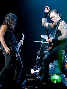 Metallica vai ganhar Nobel da Música e doará prêmio para instituição