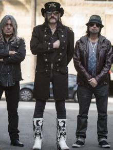 Livro com fotos inéditas do Motorhead será lançado em abril