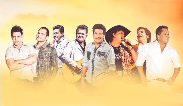 foto: 1 - Vai ter show com Bruno e Marrone, Zezé e Luciano, Daniel, Leonardo e mais