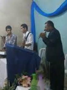 show Irmao ze reis SENADOR CANEDO/GO