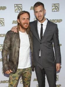 David Guetta lança clipe com Sia e Calvin Harris sua música com Dua Lip