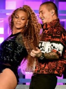 Beyoncé se joga no reggaeton com J Balvin no festival Coachella
