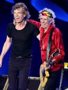 Vem disco novo dos Rolling Stones. Mick Jagger já está compondo