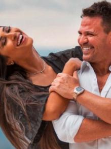 Eduardo Costa lança clipe ao lado da nova namorada. Veja aqui