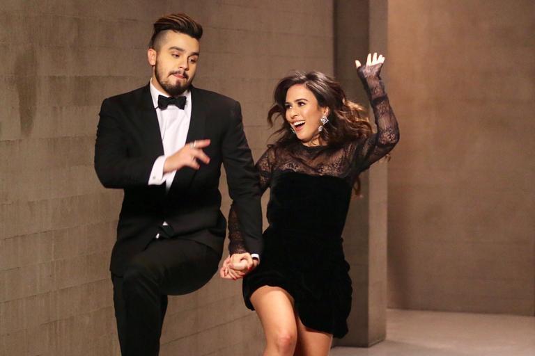 foto: 2 - Vai bombar! Luan vai apresentar programa musical com Fernandinha